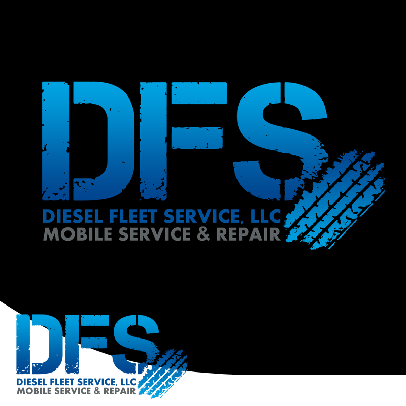 Logo Design by Private User - Entry No. 92 in the Logo Design Contest Artistic Logo Design for Diesel Fleet Service, LLC.