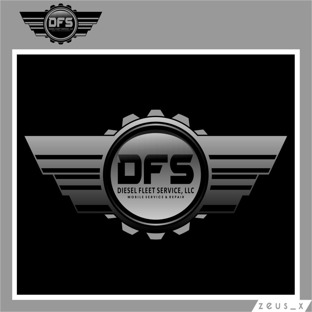 Logo Design by RasYa Muhammad Athaya - Entry No. 95 in the Logo Design Contest Artistic Logo Design for Diesel Fleet Service, LLC.