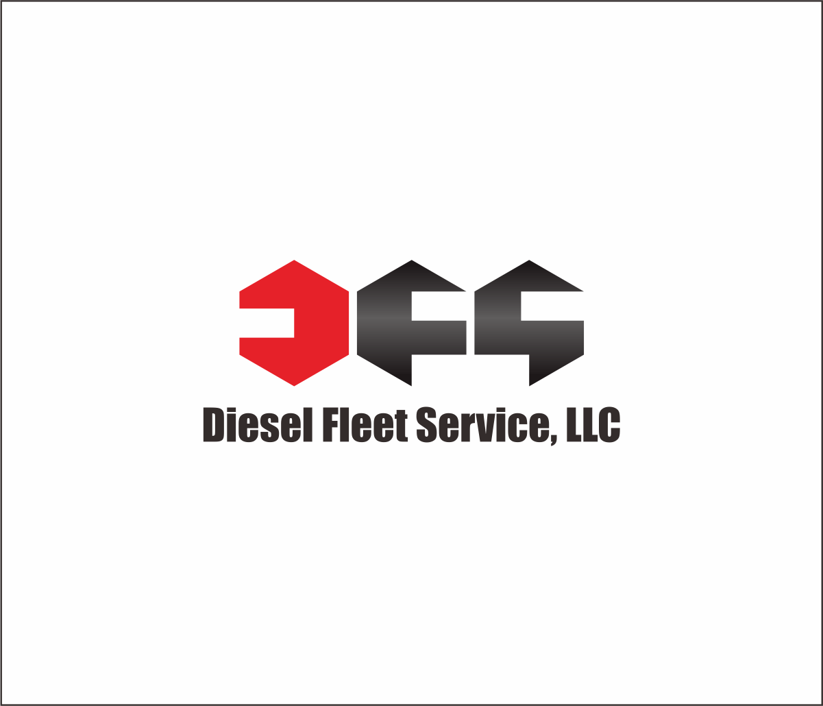 Logo Design by Armada Jamaluddin - Entry No. 96 in the Logo Design Contest Artistic Logo Design for Diesel Fleet Service, LLC.