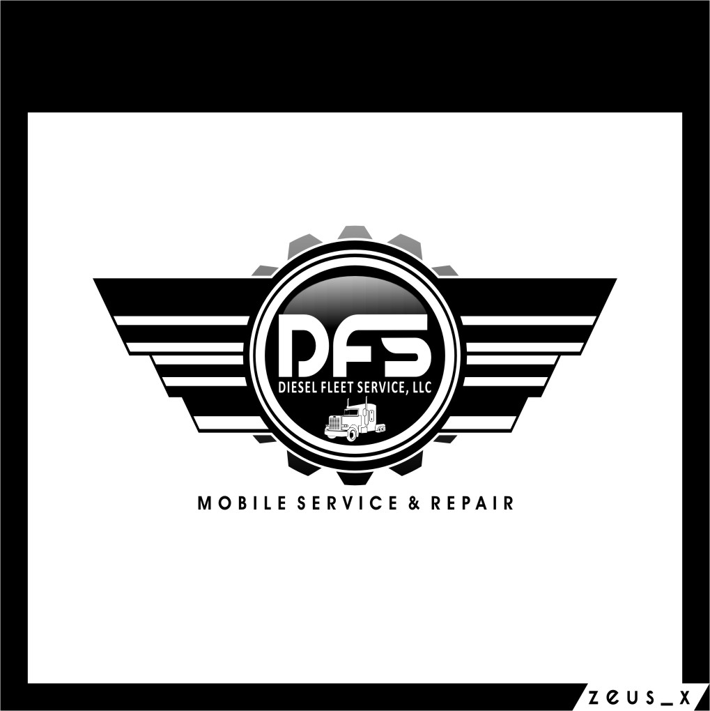 Logo Design by RasYa Muhammad Athaya - Entry No. 104 in the Logo Design Contest Artistic Logo Design for Diesel Fleet Service, LLC.