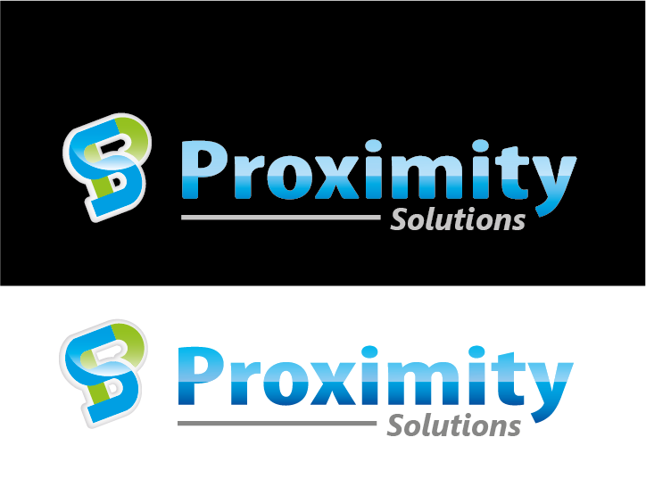 Logo Design by 354studio - Entry No. 52 in the Logo Design Contest New Logo Design for Proximity Solutions.