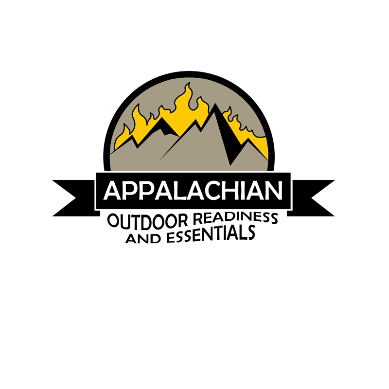Logo Design by Private User - Entry No. 23 in the Logo Design Contest Imaginative Logo Design for Appalachian Outdoor Readiness & Essentials.
