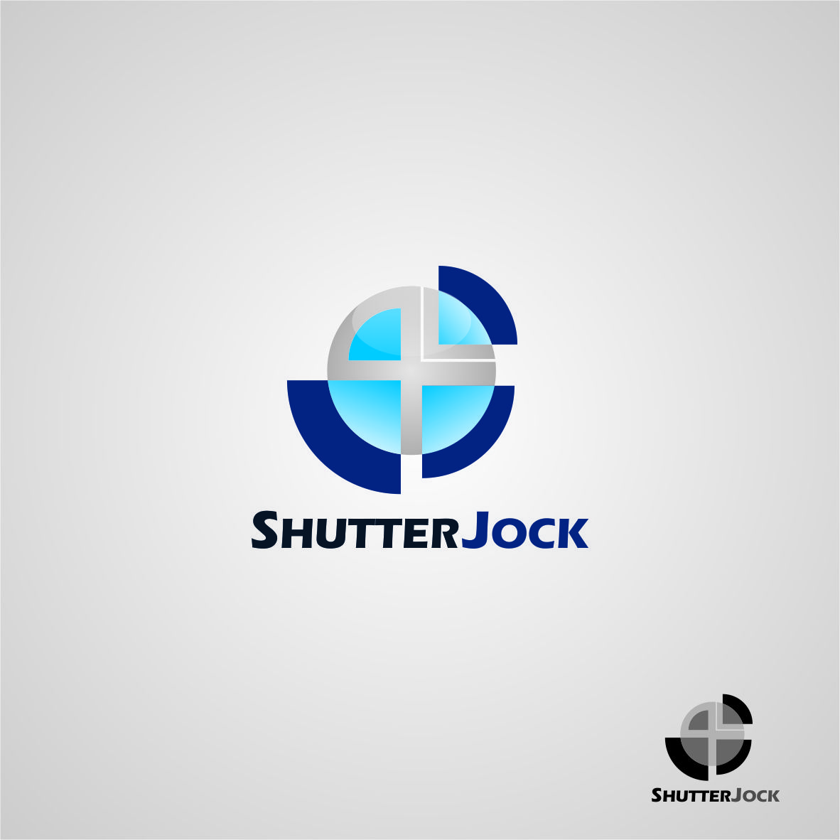 Logo Design by arteo_design - Entry No. 87 in the Logo Design Contest Unique Logo Design Wanted for Shutterjock LLC.