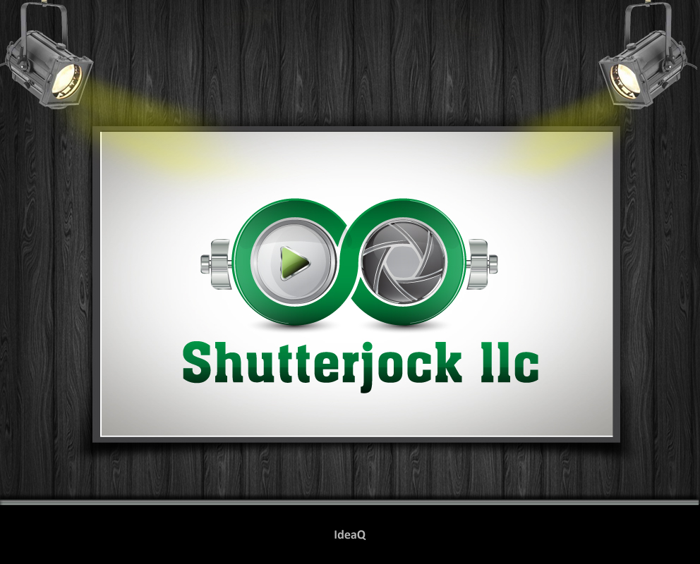 Logo Design by Private User - Entry No. 88 in the Logo Design Contest Unique Logo Design Wanted for Shutterjock LLC.