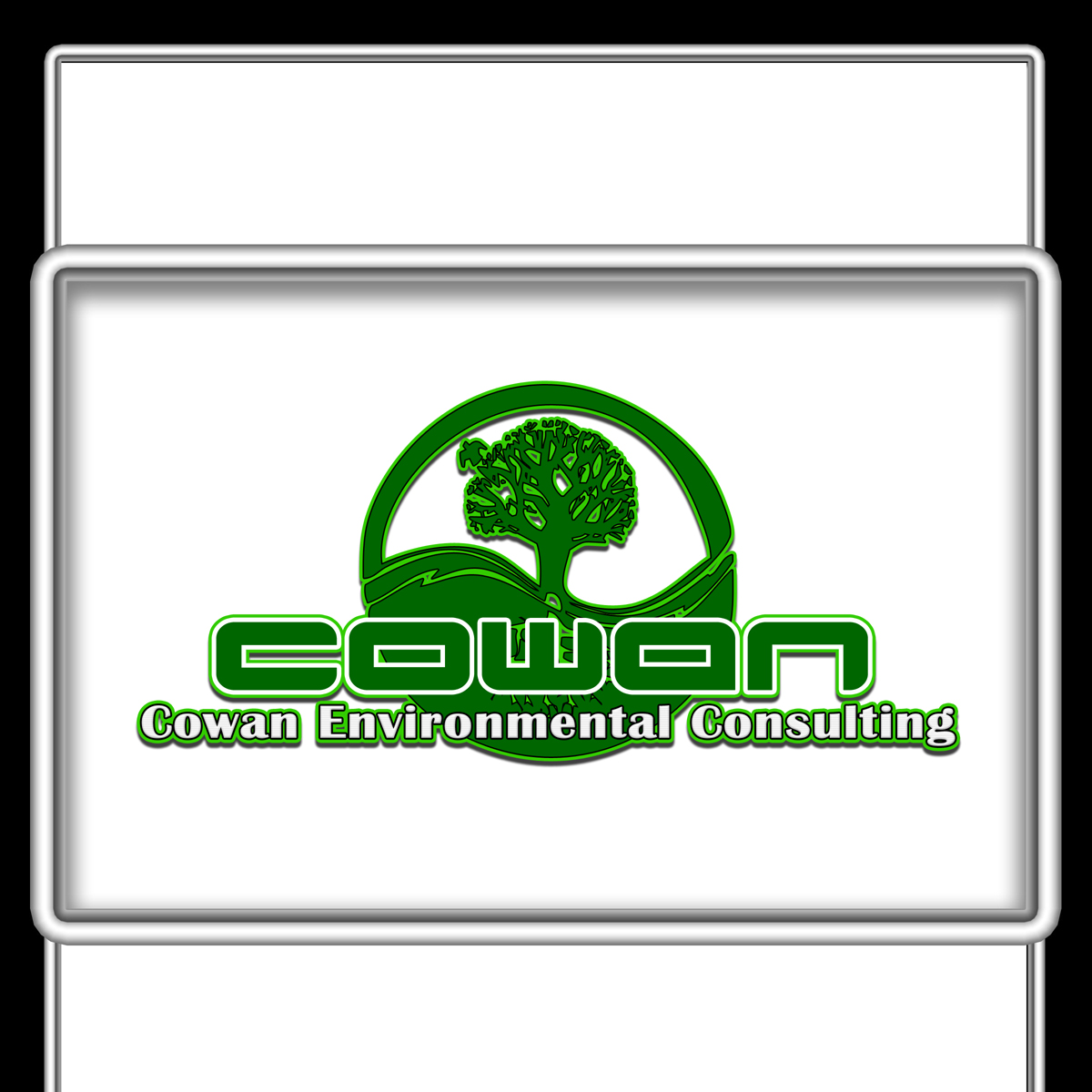 Logo Design by MITUCA ANDREI - Entry No. 29 in the Logo Design Contest Fun Logo Design for Cowan Environmental Consulting.