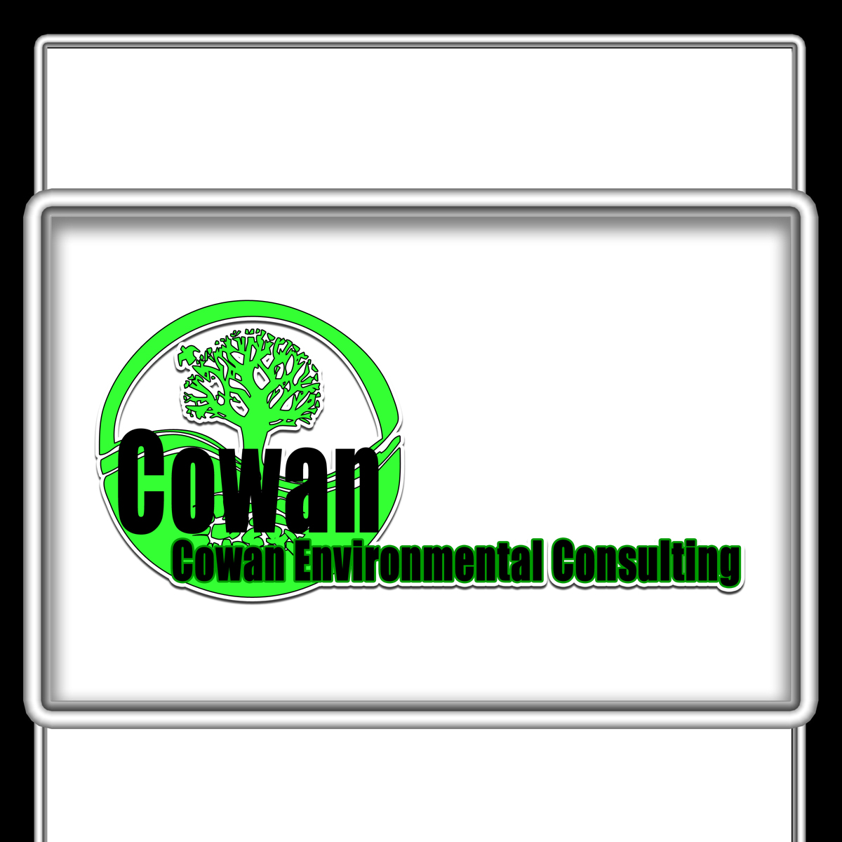 Logo Design by MITUCA ANDREI - Entry No. 31 in the Logo Design Contest Fun Logo Design for Cowan Environmental Consulting.