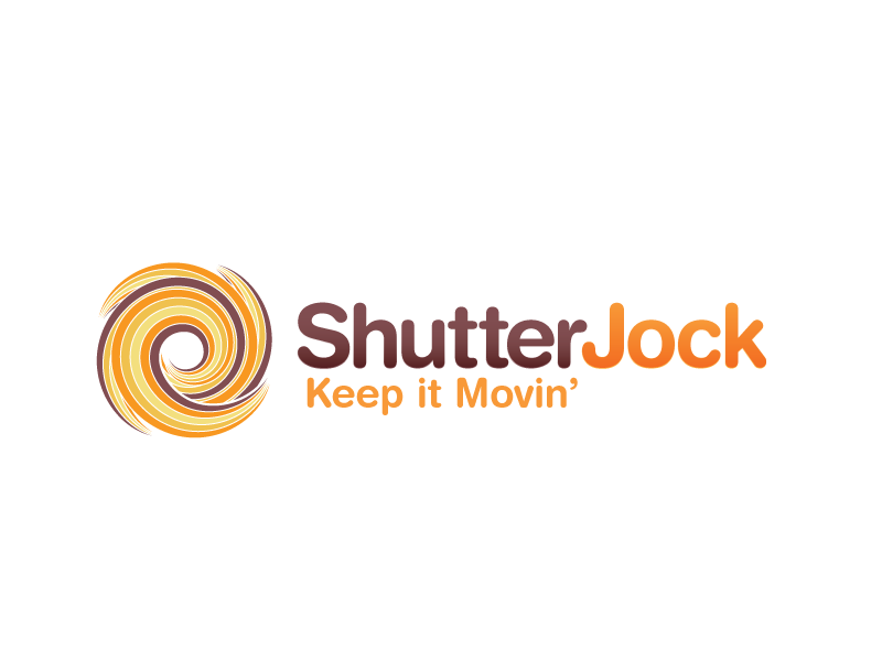 Logo Design by Laith Ibrahim - Entry No. 90 in the Logo Design Contest Unique Logo Design Wanted for Shutterjock LLC.