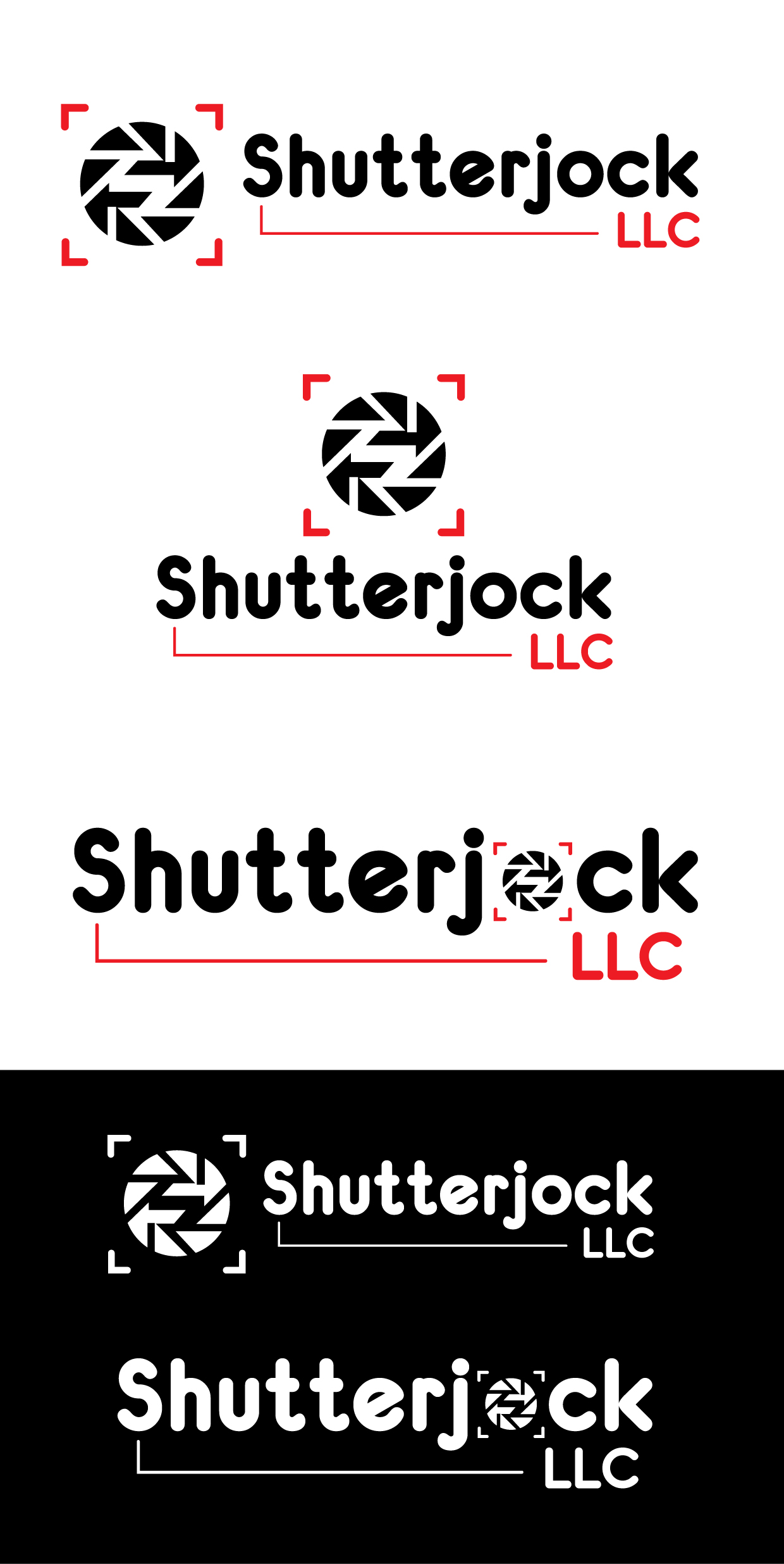 Logo Design by mediaproductionart - Entry No. 91 in the Logo Design Contest Unique Logo Design Wanted for Shutterjock LLC.