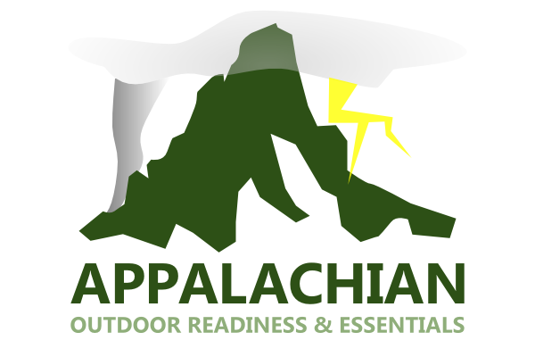 Logo Design by Albert Xing - Entry No. 26 in the Logo Design Contest Imaginative Logo Design for Appalachian Outdoor Readiness & Essentials.