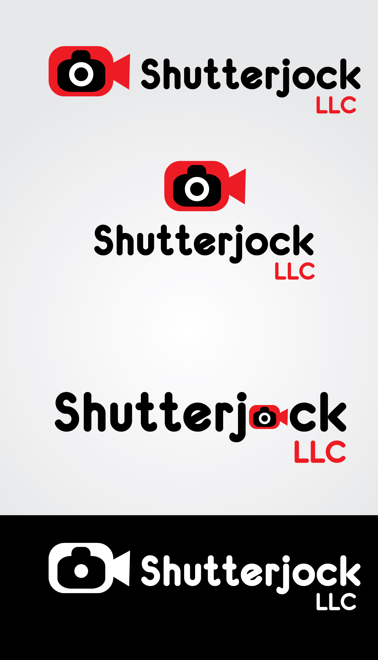 Logo Design by mediaproductionart - Entry No. 96 in the Logo Design Contest Unique Logo Design Wanted for Shutterjock LLC.