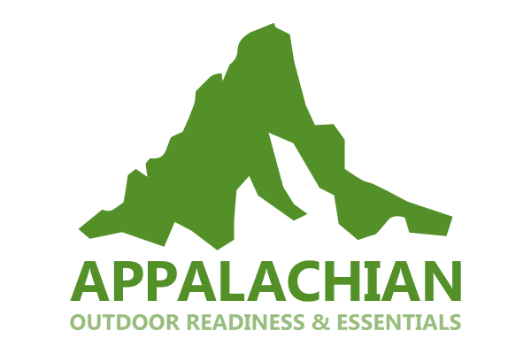Logo Design by Albert Xing - Entry No. 27 in the Logo Design Contest Imaginative Logo Design for Appalachian Outdoor Readiness & Essentials.