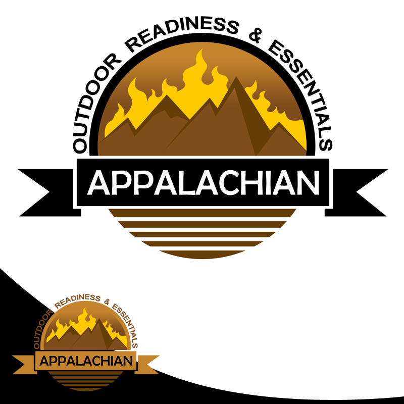 Logo Design by Robert Turla - Entry No. 28 in the Logo Design Contest Imaginative Logo Design for Appalachian Outdoor Readiness & Essentials.