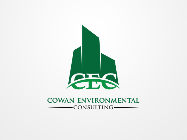 Logo Design by khoirul.azm - Entry No. 38 in the Logo Design Contest Fun Logo Design for Cowan Environmental Consulting.