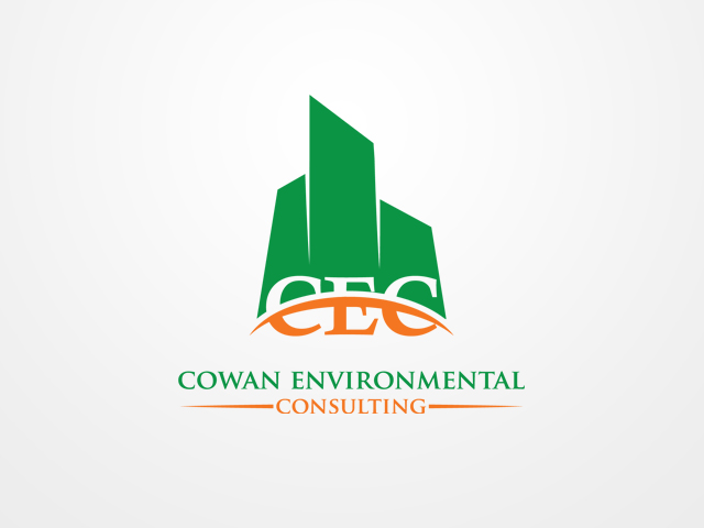 Logo Design by khoirul.azm - Entry No. 39 in the Logo Design Contest Fun Logo Design for Cowan Environmental Consulting.
