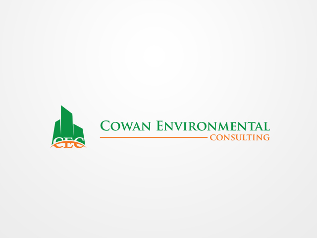 Logo Design by khoirul.azm - Entry No. 40 in the Logo Design Contest Fun Logo Design for Cowan Environmental Consulting.
