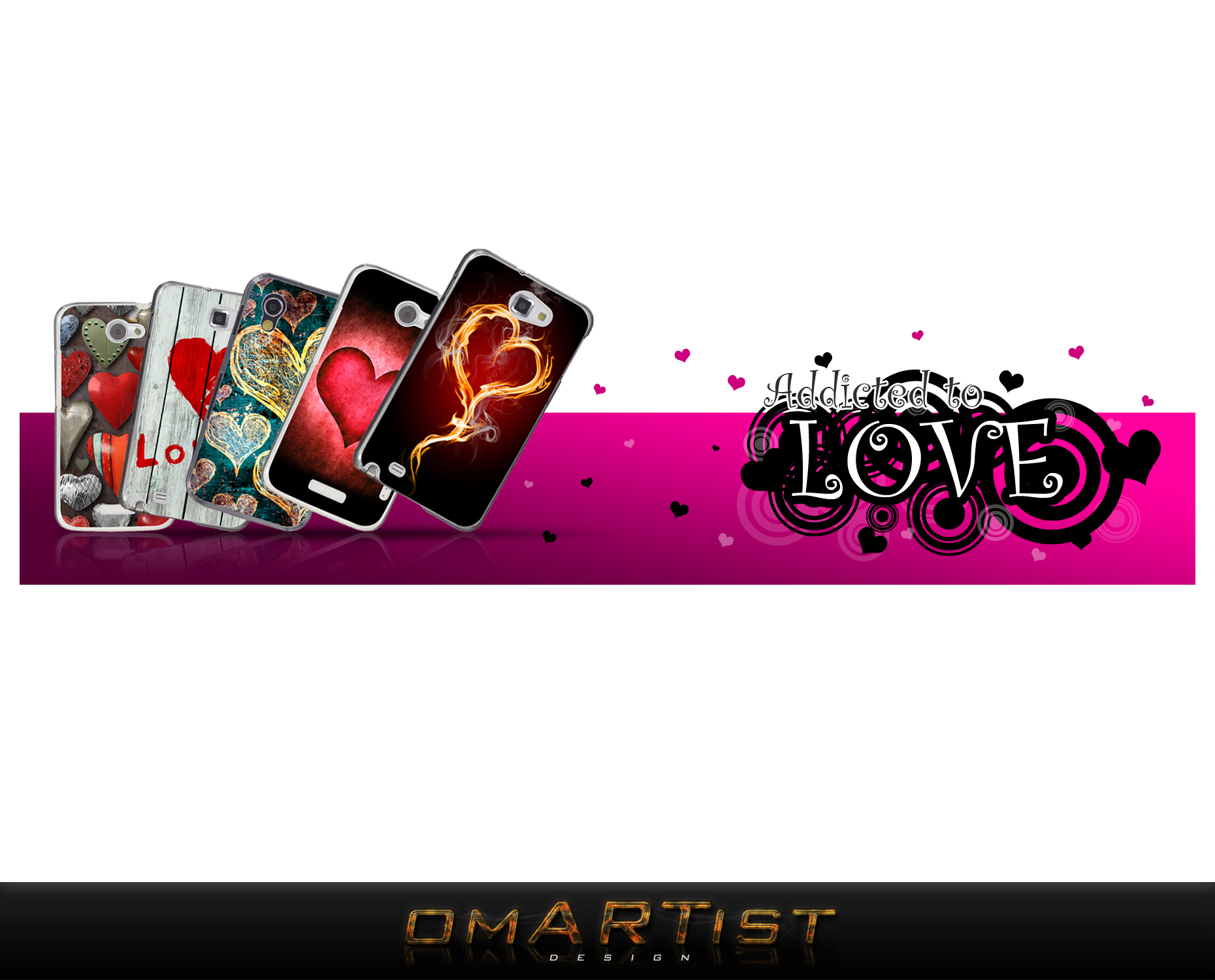 Banner Ad Design by omARTist - Entry No. 54 in the Banner Ad Design Contest Captivating Banner Ad Design for Cellfashionz.