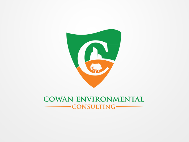 Logo Design by khoirul.azm - Entry No. 41 in the Logo Design Contest Fun Logo Design for Cowan Environmental Consulting.
