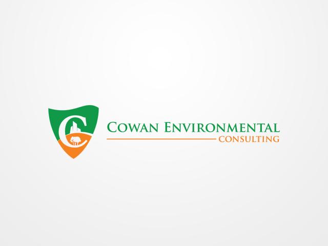 Logo Design by khoirul.azm - Entry No. 42 in the Logo Design Contest Fun Logo Design for Cowan Environmental Consulting.
