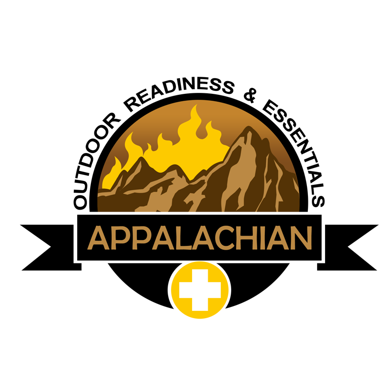 Logo Design by Private User - Entry No. 31 in the Logo Design Contest Imaginative Logo Design for Appalachian Outdoor Readiness & Essentials.