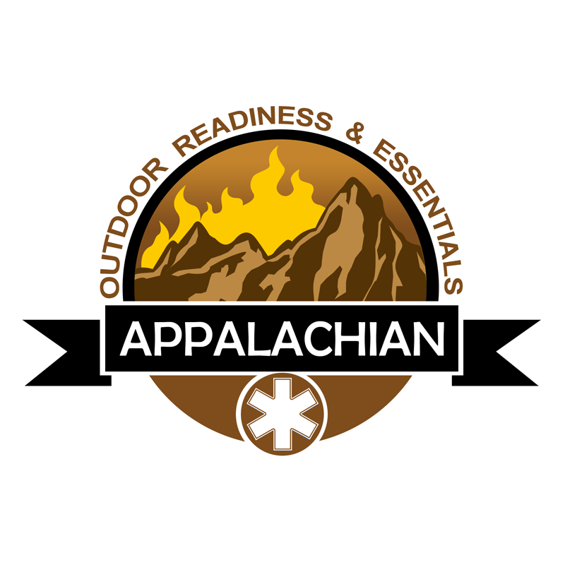 Logo Design by Robert Turla - Entry No. 32 in the Logo Design Contest Imaginative Logo Design for Appalachian Outdoor Readiness & Essentials.