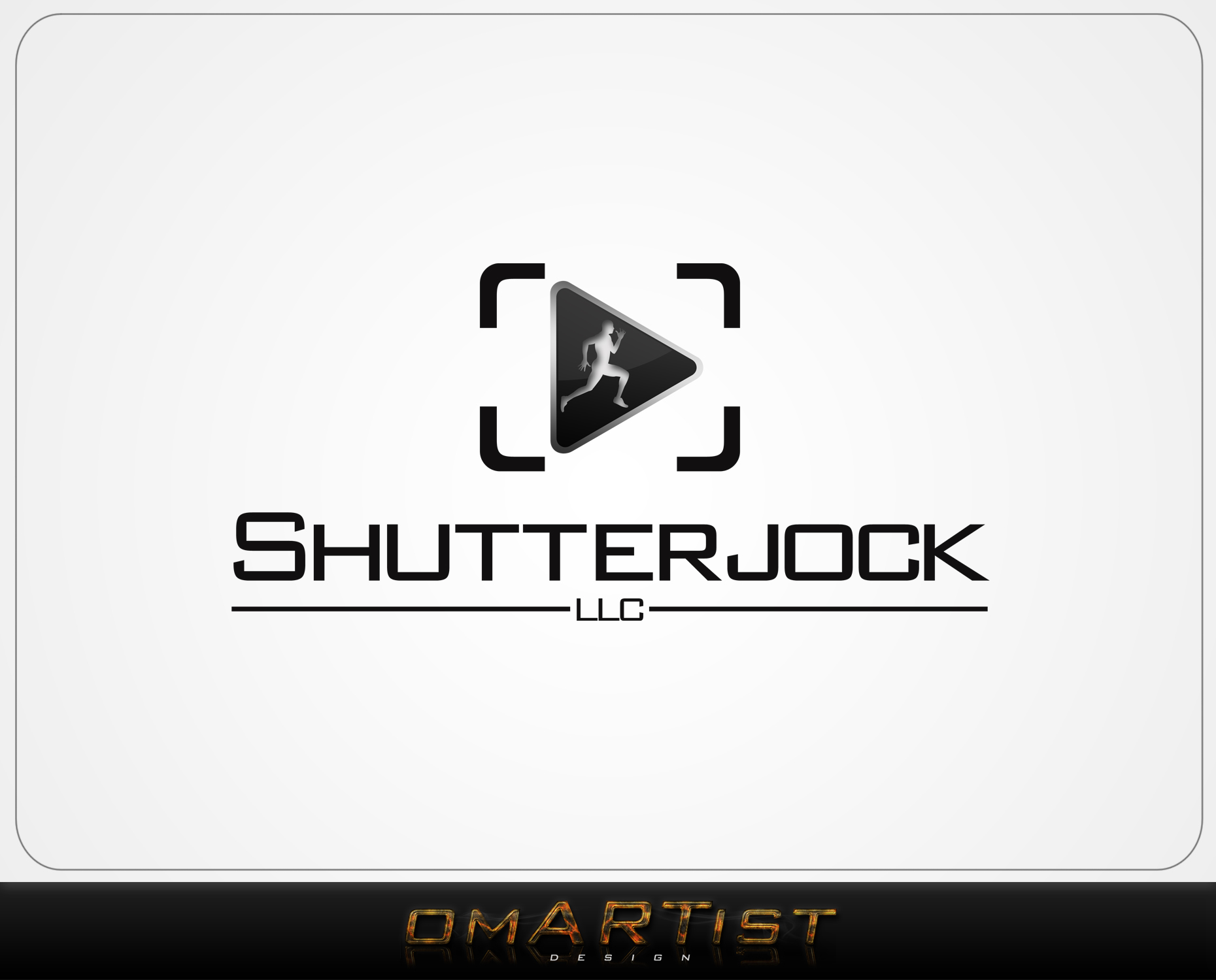 Logo Design by omARTist - Entry No. 104 in the Logo Design Contest Unique Logo Design Wanted for Shutterjock LLC.
