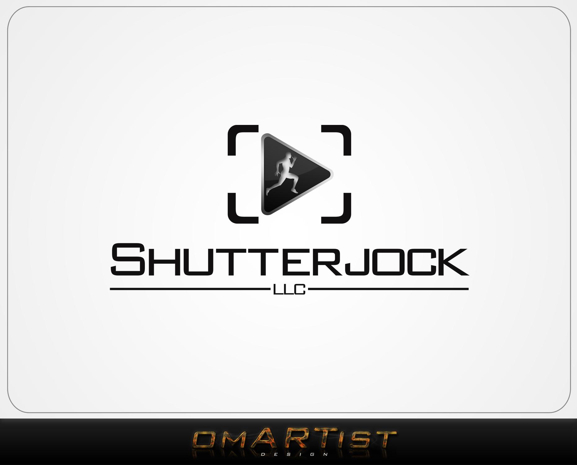 Logo Design by omARTist - Entry No. 104 in the Logo Design Contest Unique Logo Design Wanted for Shutterjock LLC.