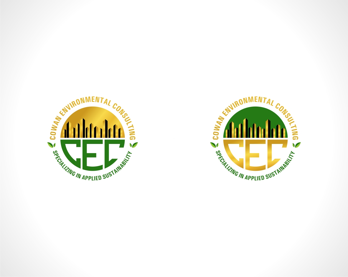 Logo Design by haidu - Entry No. 45 in the Logo Design Contest Fun Logo Design for Cowan Environmental Consulting.