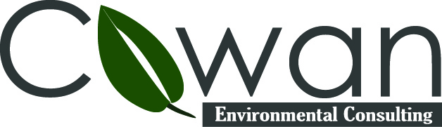 Logo Design by Lois Lazarte - Entry No. 46 in the Logo Design Contest Fun Logo Design for Cowan Environmental Consulting.