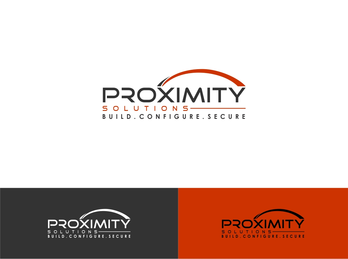 Logo Design by haidu - Entry No. 56 in the Logo Design Contest New Logo Design for Proximity Solutions.