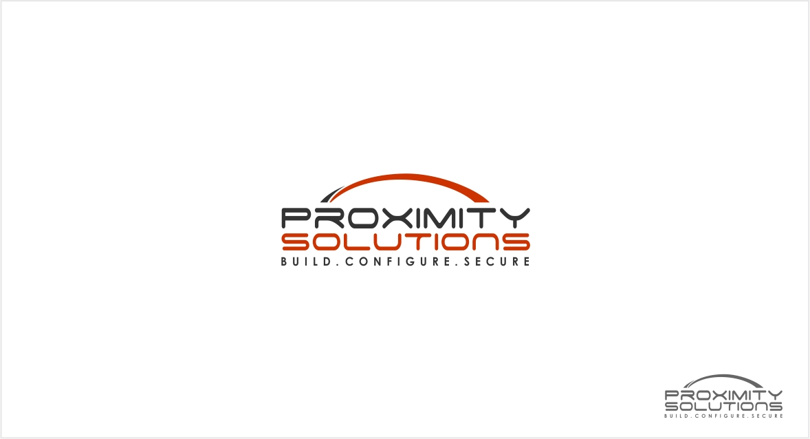 Logo Design by haidu - Entry No. 57 in the Logo Design Contest New Logo Design for Proximity Solutions.