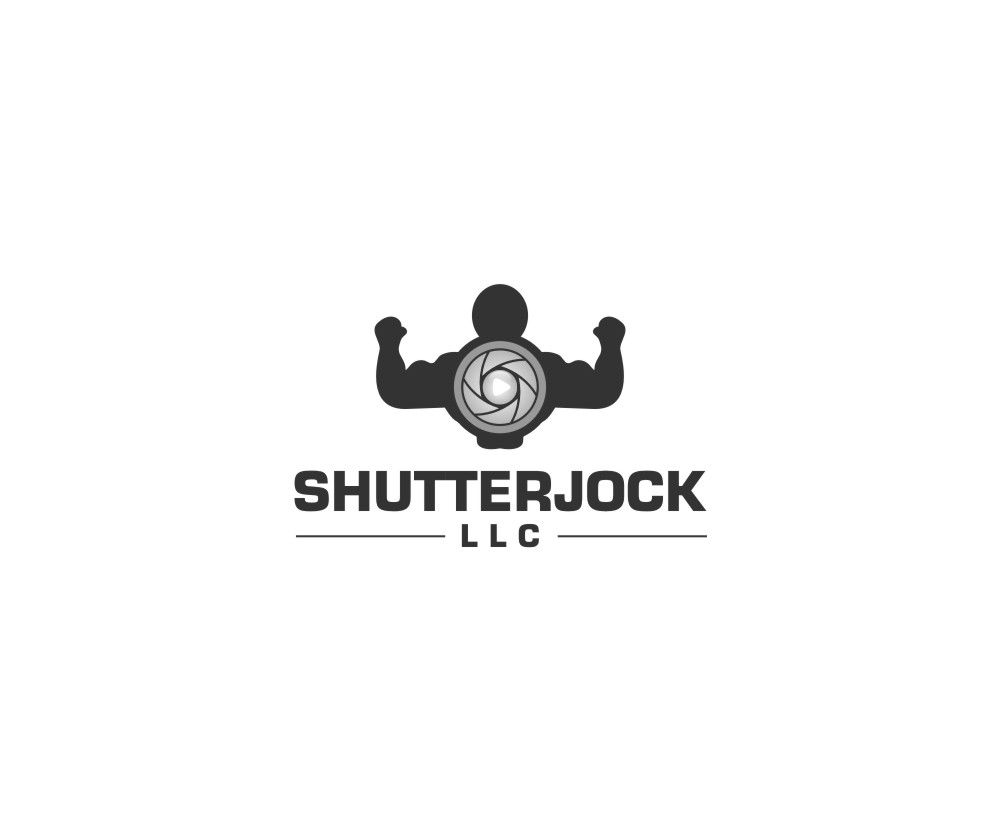 Logo Design by untung - Entry No. 106 in the Logo Design Contest Unique Logo Design Wanted for Shutterjock LLC.