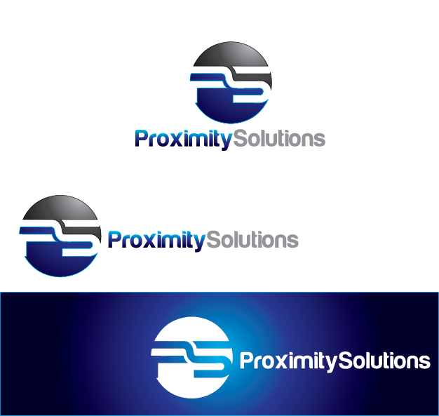 Logo Design by Private User - Entry No. 60 in the Logo Design Contest New Logo Design for Proximity Solutions.