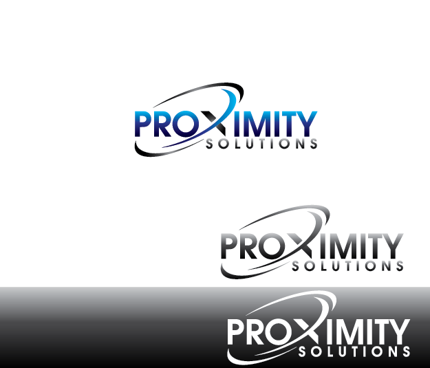 Logo Design by Private User - Entry No. 61 in the Logo Design Contest New Logo Design for Proximity Solutions.