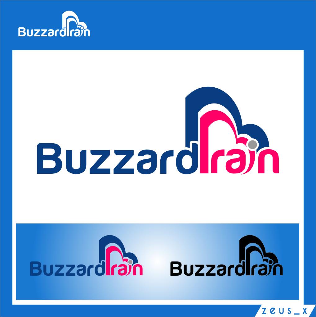 Logo Design by Ngepet_art - Entry No. 54 in the Logo Design Contest Buzzard Brain Logo Design.