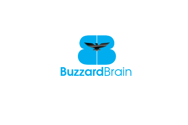 Logo Design by Digital Designs - Entry No. 57 in the Logo Design Contest Buzzard Brain Logo Design.