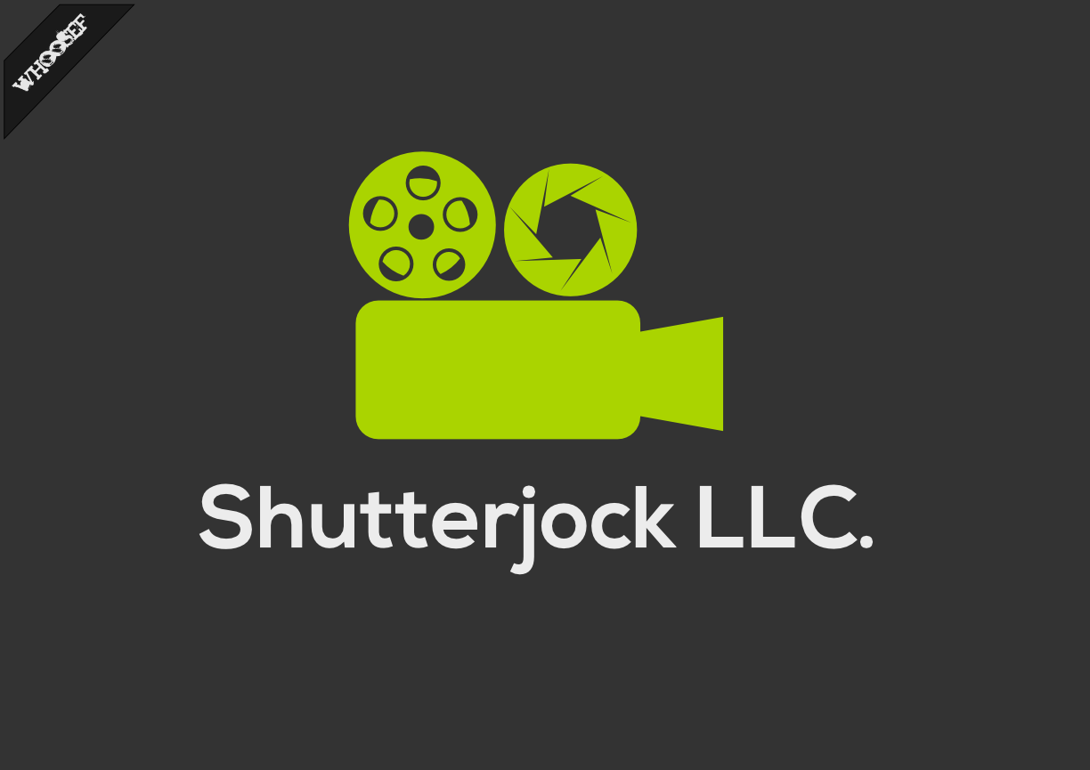 Logo Design by whoosef - Entry No. 110 in the Logo Design Contest Unique Logo Design Wanted for Shutterjock LLC.