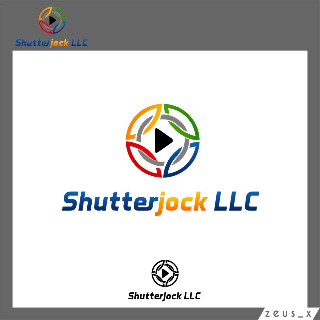 Logo Design by Ngepet_art - Entry No. 114 in the Logo Design Contest Unique Logo Design Wanted for Shutterjock LLC.