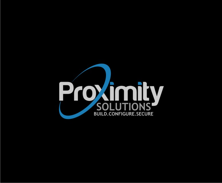 Logo Design by untung - Entry No. 64 in the Logo Design Contest New Logo Design for Proximity Solutions.