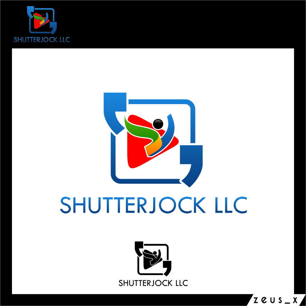 Logo Design by RoSyid Rono-Rene On Java - Entry No. 116 in the Logo Design Contest Unique Logo Design Wanted for Shutterjock LLC.
