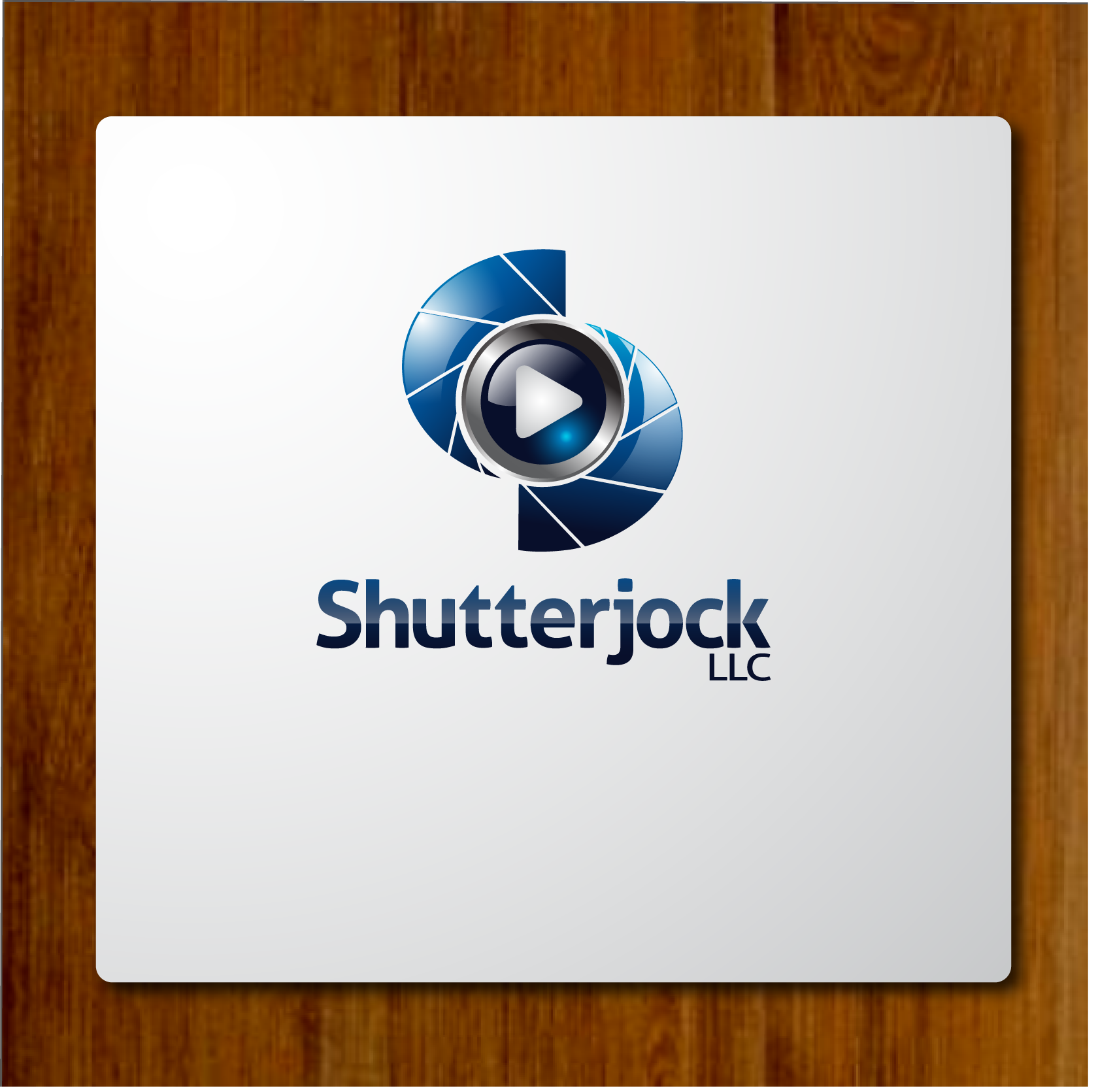 Logo Design by DENOK - Entry No. 117 in the Logo Design Contest Unique Logo Design Wanted for Shutterjock LLC.