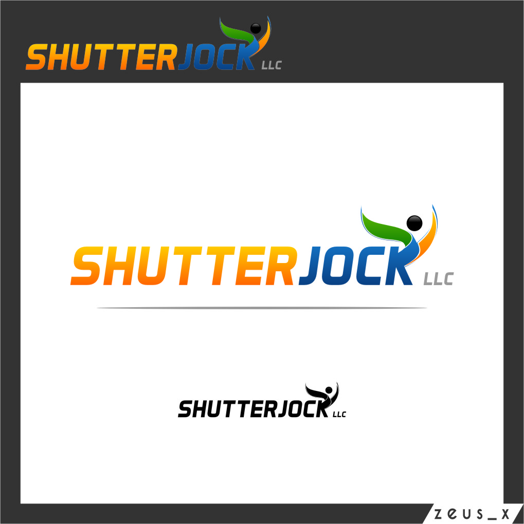 Logo Design by RasYa Muhammad Athaya - Entry No. 120 in the Logo Design Contest Unique Logo Design Wanted for Shutterjock LLC.