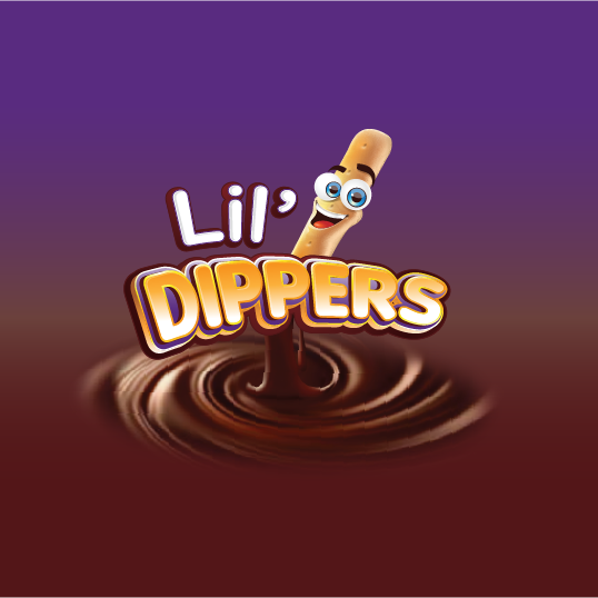 Packaging Design by zesthar - Entry No. 10 in the Packaging Design Contest Inspiring Packaging Design for Lil' Dippers.