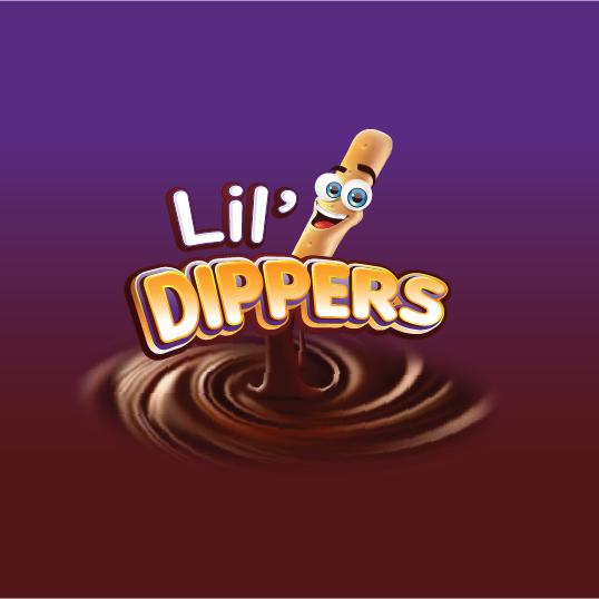 Packaging Design by zesthar - Entry No. 11 in the Packaging Design Contest Inspiring Packaging Design for Lil' Dippers.