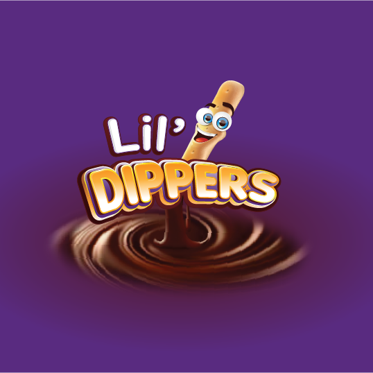 Packaging Design by zesthar - Entry No. 12 in the Packaging Design Contest Inspiring Packaging Design for Lil' Dippers.
