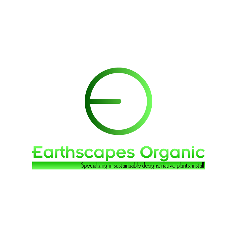 Logo Design by rei - Entry No. 20 in the Logo Design Contest Earthscapes Organic.