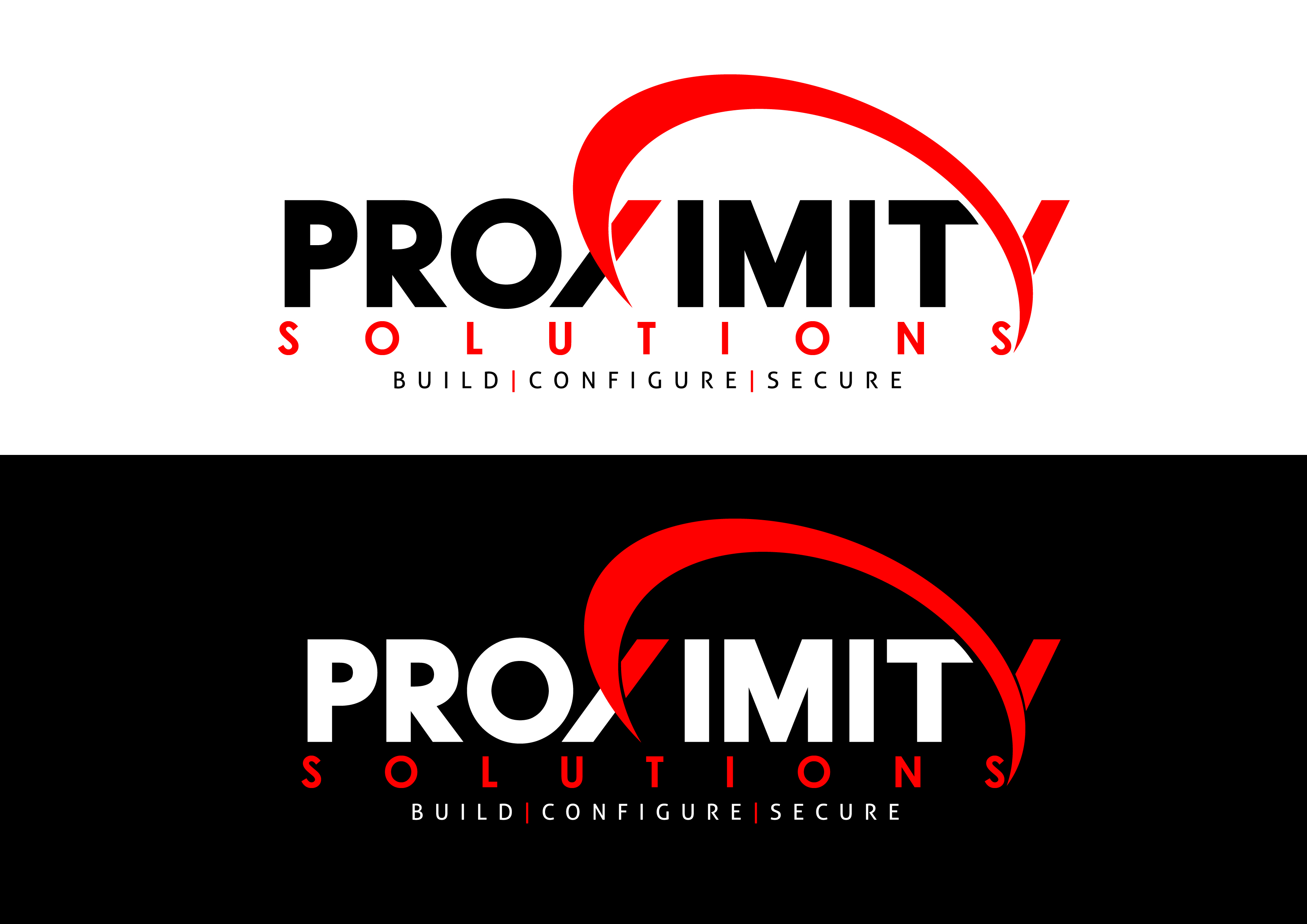 Logo Design by 3draw - Entry No. 65 in the Logo Design Contest New Logo Design for Proximity Solutions.