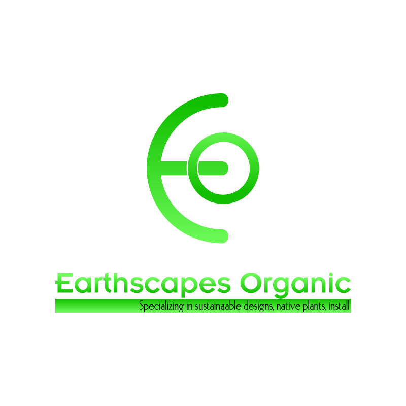Logo Design by rei - Entry No. 21 in the Logo Design Contest Earthscapes Organic.