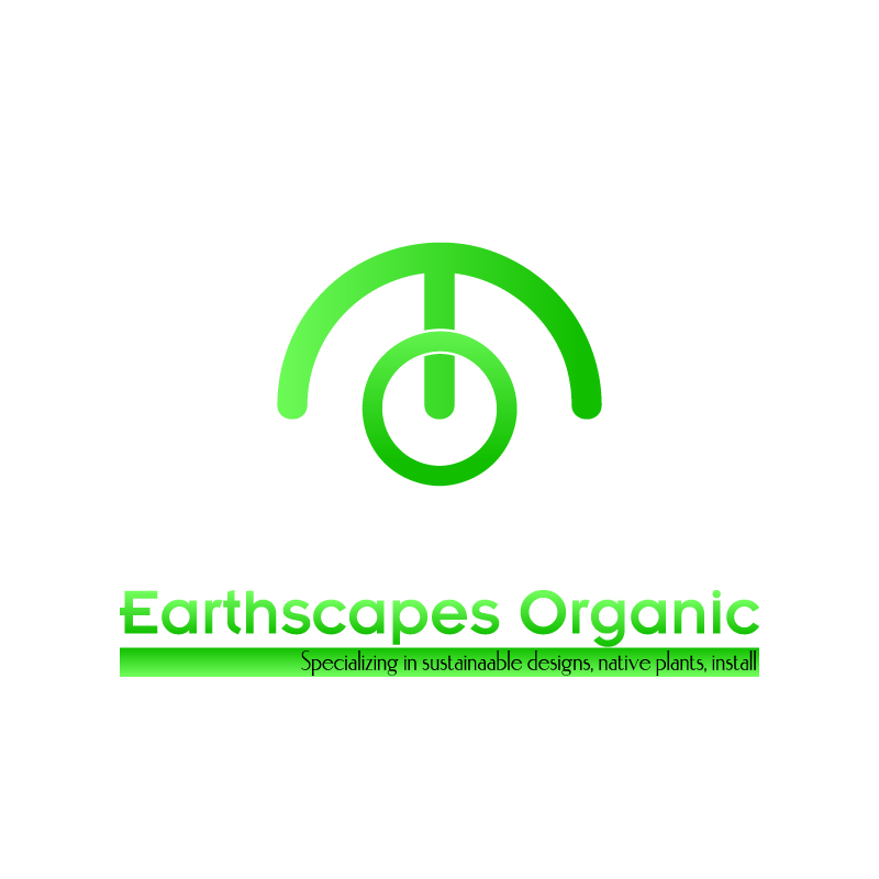 Logo Design by rei - Entry No. 22 in the Logo Design Contest Earthscapes Organic.