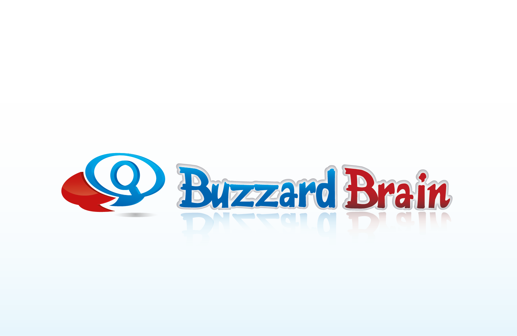 Logo Design by 354studio - Entry No. 89 in the Logo Design Contest Buzzard Brain Logo Design.
