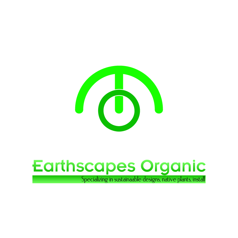 Logo Design by rei - Entry No. 24 in the Logo Design Contest Earthscapes Organic.